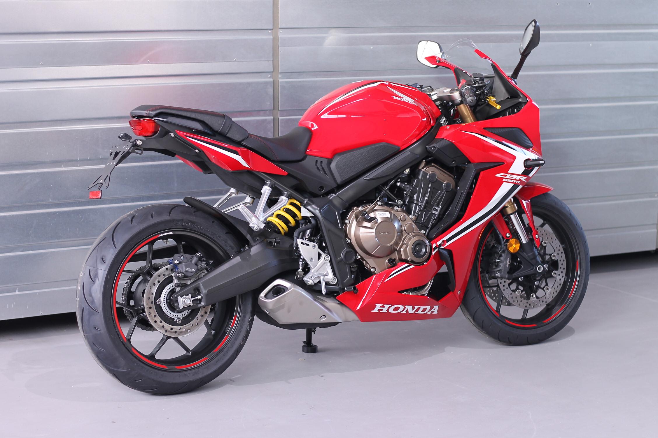 2019-2020 Kennzeichenhalter für Honda CB 650 R CBR 650 R